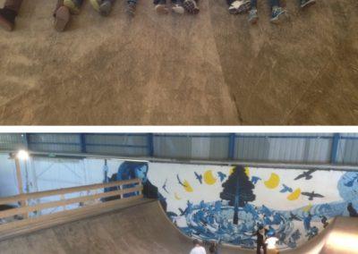 Anniversaire Cours de Skate Bordeaux